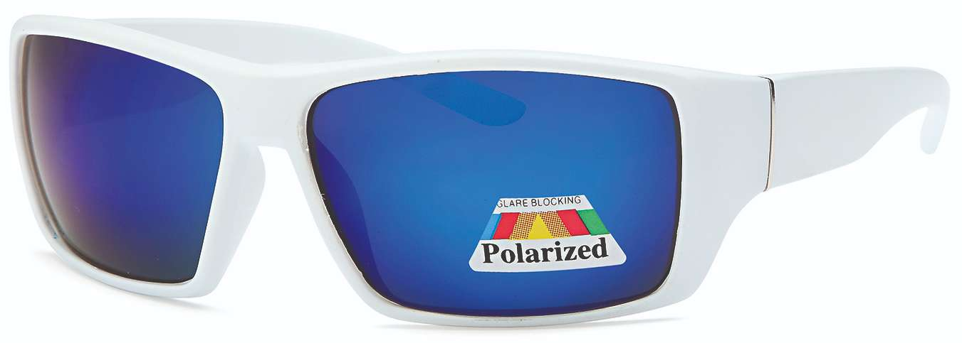 blue lens polarized sunglasses
