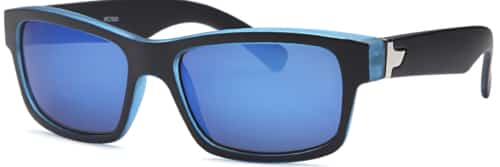 blue lens sunglasses
